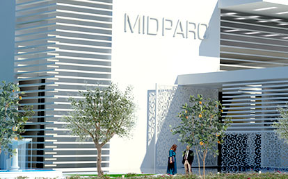 Midpark - Industrial Complex dedicated to Aeronautical Companies